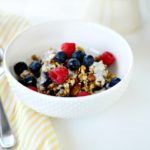 Fruit-and-Nut-Granola-l-www.SimplyScratch.com-fresh-berries