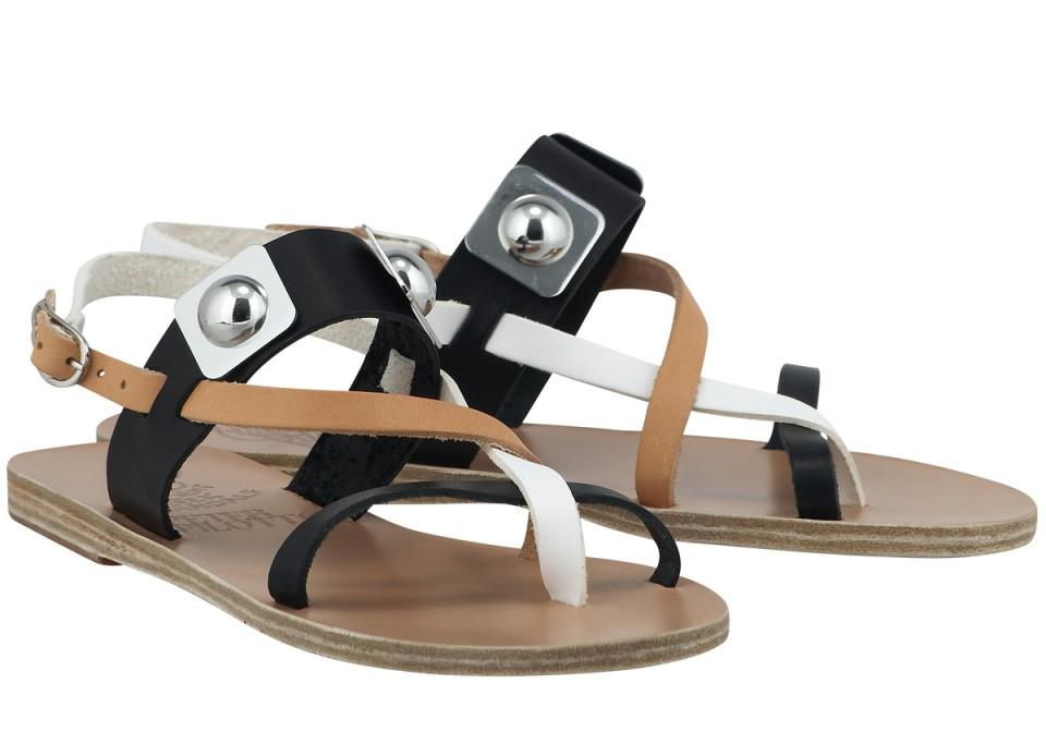 5e7cbb845312 Among others Ancient Greek Sandals has collaborated with the French house  Carven